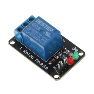 1 Channel 3V Relay Module 3.3V Low Level Shooting with Lamps 1PC
