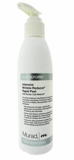 Murad Age Reform Intensive Wrinkle Reducer Rapid Peel for Professional 6 fl oz