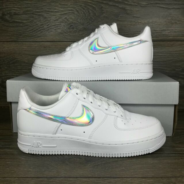 Size 9 - Nike Air Force 1 Low Iridescent Swoosh