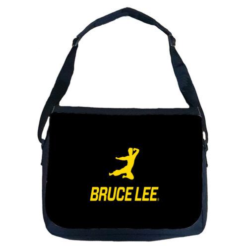Bruce Lee School College Messenger Bag