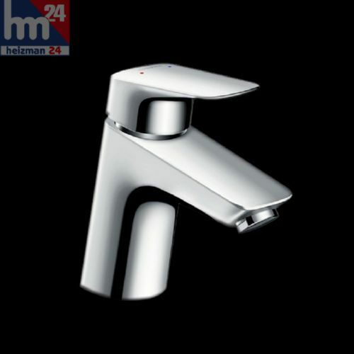 Hansgrohe Logis 70 Bathroom Basin Mixer Tap With Pop-up Waste Set ...