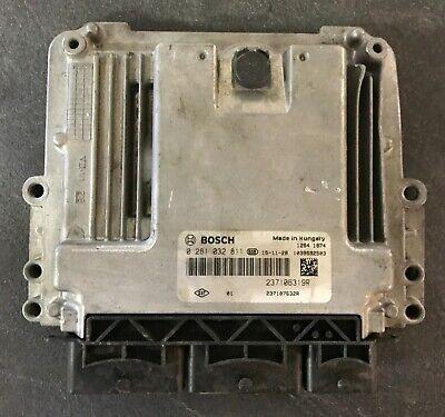 Calculateur décodé FENIX 5 RENAULT clio 1.4 S115301100 C 7700110258 BVM