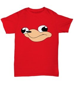 Uganda-Knuckles-Do-You-Know-Da-Wae-the-way-da-way-Meme-Funny-Sonic-VR-Chat-Shirt