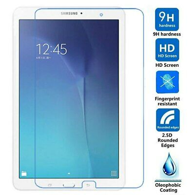 "3 Pack Tempered Glass Screen Protector for Samsung Galaxy Tab E 9.6/"" SM-T560"