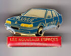 RARE PINS PIN'S .. AUTO CAR OPTIQUE ACUVUE RENAULT BERLINE RALLYE TEAM ~CK