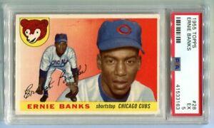 1955-Topps-Ernie-Banks-28-PSA-5-EX-Cubs-SET-REGISTRY-CBF