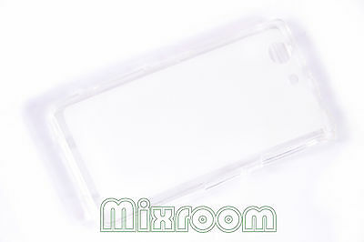 Cover Soft Case in Silicone Gel TPU Sony Experia Z3 Mini Compact
