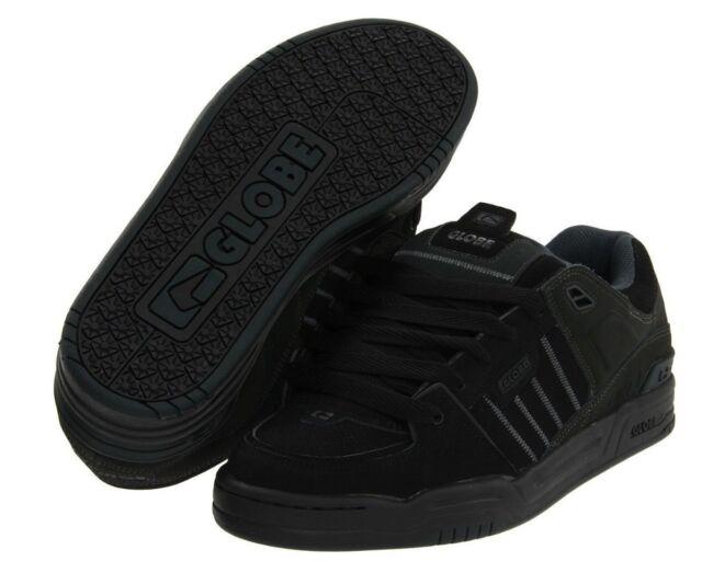low priced f24ab 4ff96 Scarpe Skate Globe Shoes FUSION Nero Black Night Uomo Donna Schuhe  Chaussures