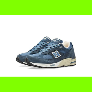 shoes Nuevo Equilibrio M 991 DBW (Dusty blue) UK-11 UK-11 UK-11 605885