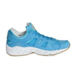 look for reliable quality watch Details about Mens NIKE AIR HUARACHE INTERNATIONAL PRM Blue Trainers 819482  400