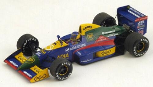 Spark Model Model Model 1 43 S2977 Lola LC89  29 Portugal GP 1989 - Alboreto NEW 40a3be