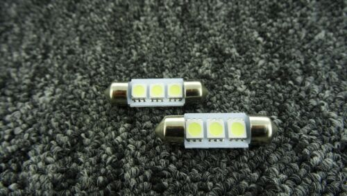 CHEVROLET 39MM 5050 3 SMD LED Festoon Dome Car Auto Light Interior Lamp Bulb