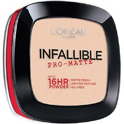 (1) NEW Loreal Infallible Pro-Matte Matte Finish Powder, You Choose!