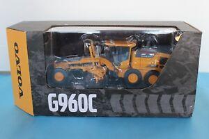 VOLVO-G960C-Grader-1-50-SCALE-DIE-CAST-MODEL-BY-MOTORART-RARE-HARD-TO-FIND