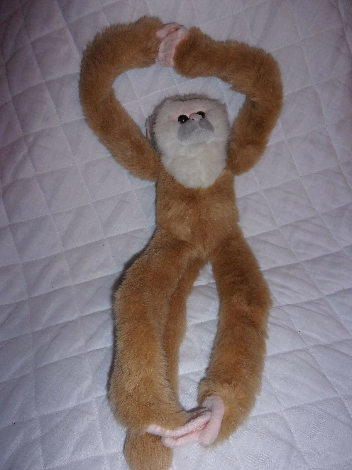 Store of Knowledge Squirrel Monkey 16  Hanging Plush Soft Toy Stuffed Animals