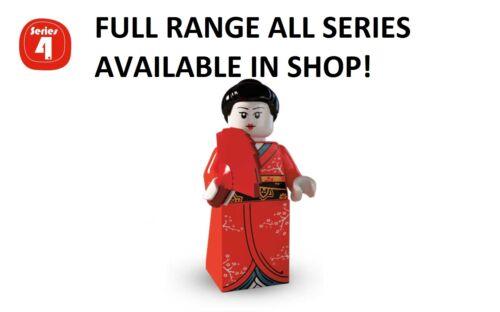 Lego kimono girl series 4 unopened new factory sealed