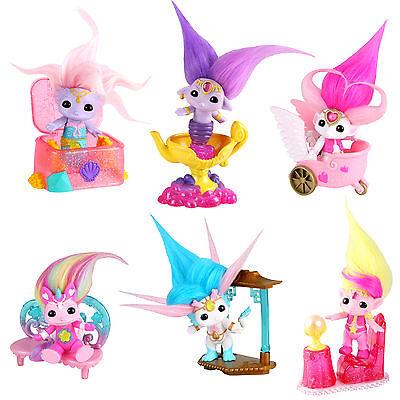 THE ZELFS SERIES 5 & 6 CRYSTAL MEDIUM ZELF - HIGH TAIL SHIMMA MAGICELLA  CUPIE   eBay