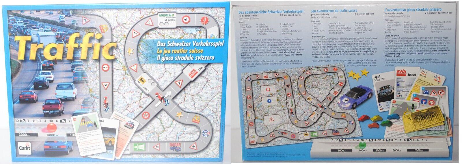 Siku Super 0849 003900 Porsche Boxster im Spiel Traffic, OVP
