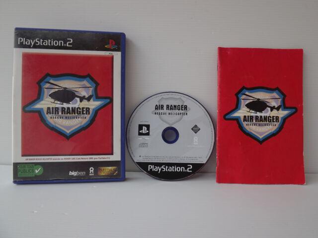 Juego PS2 - Air Ranger Rescate - Completo Con Instrucciones - PLAYSTATION 2