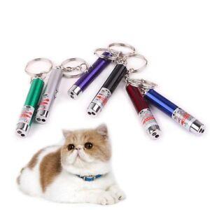 Pointeur-laser-2-en-1-lampe-de-poche-Led-rouge-Jouet-Lampe-Torche-Porte-Cle
