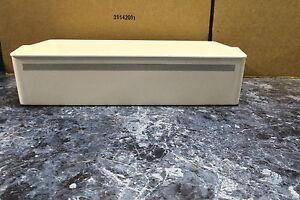 kenmore refrigerator door shelf bin w gray strip part. Black Bedroom Furniture Sets. Home Design Ideas
