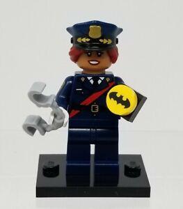 JAMES GORDON New LEGO The Batman Movie Minifigure Series 1