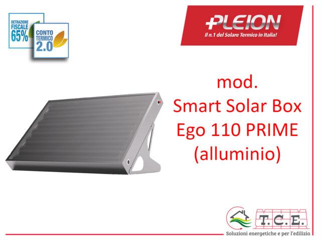 Solare termico PLEION mod. SMART SOLAR BOX EGO PRIME 110 no Solcrafte