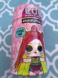 LOL SURPRISE! HAIR GOALS MAKEOVER SERIES Doll Outfits Accessories Color Changing