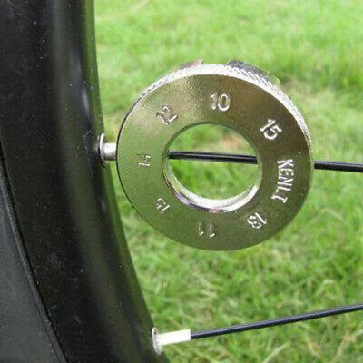 Speichen Schraubenschlüssel Fahrrad Felge Nippel Werkzeug Für Radfahrer Schwarz