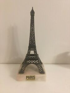 Tour eiffel paris 15 CM métal modèle toro!!! la main tour Eiffel France