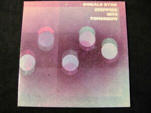 Donald-Byrd-Stepping-Into-Tomorrow-LP-Blue-Note-BN-LA368-VG-1975