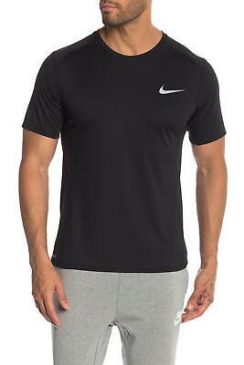 Men's Nike Black Dry Miler Running Top