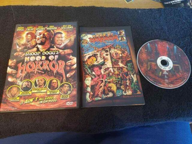 Snoop Doggs Hood of Horror (DVD, 2007) VG