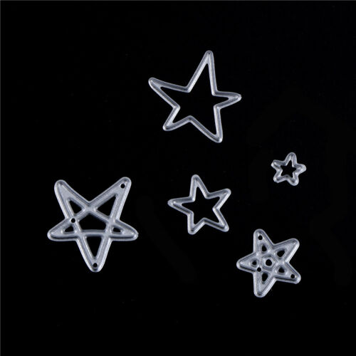 Star Moon Metal Cutting Dies Stencil For Scrapbooking DIY AlbumCards+Decor TN