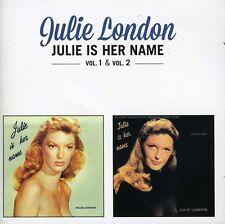 Julie London - Julie Is Her Name 1 & 2 [New CD] Bonus Tracks