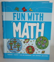 Fun With Math Education Book Early Learning Numbers Shapes Measuring