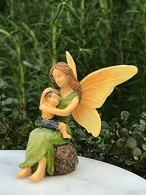 Cherished Miniature Dollhouse FAIRY GARDEN Fairy