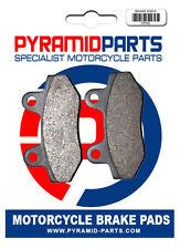 Hyosung 125 Grand Prix Plus 2002 Front Brake Pads