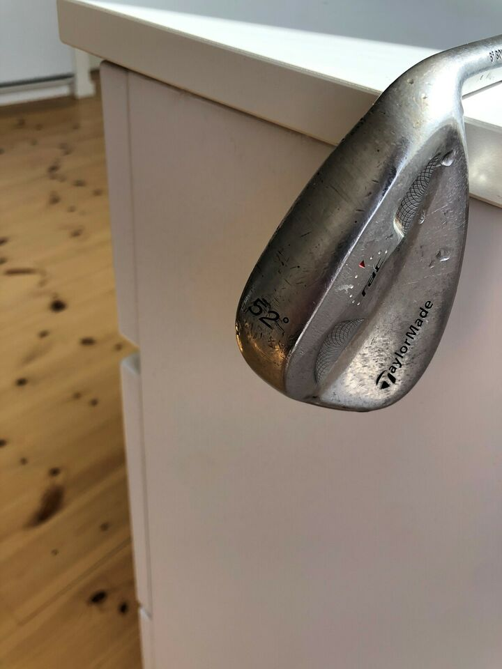 Anden wedge, andet materiale, TaylorMade