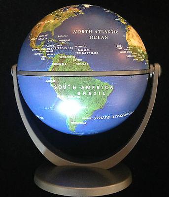 """Stellanova Blue Ocean Globo 4"""" £ Migliori Su -mostra Il Titolo Originale Materiale Selezionato"""