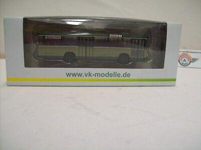 VK Modelle 14081 MAN 750 ASEAG Aachen grün Sondermodell lim.300 Stk 1:87 NEU+OVP