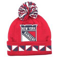 5bf540e5863 item 3 NEW YORK RANGERS KNIT BEANIE HAT SKI CAP NHL CUFFED MITCHELL   NESS  2 FACE NWT -NEW YORK RANGERS KNIT BEANIE HAT SKI CAP NHL CUFFED MITCHELL    NESS 2 ...