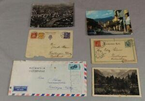 aus-Nachlass-Sturm-Riedlingen-5x-AK-1-Brief-von-1900-bis-1972-S98