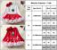 Kids-Baby-Girls-Red-Party-Dress-Princess-Wedding-Flower-Girls-Fancy-Tutu-Dress thumbnail 23
