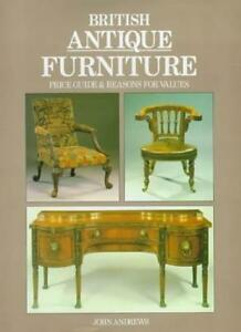 Image Is Loading British Antique Furniture Price Guide And Reasons For
