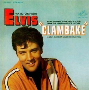 ELVIS-PRESLEY-CD-034-CLAMBAKE-034-NEW-SEALED
