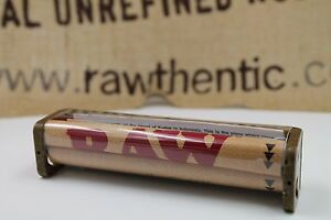 1-AUTHENTIC-RAW-HEMP-ROLLING-PAPER-MACHINE-HAND-ROLLER-110MM-KING-SIZE