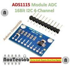 ADS1115 Module ADC Module 16Bit I2C 4-Channel ADS 1115 with Pro Gain Amplifier