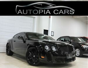 2010 Bentley Continental Supersports SUPERSPORTS NAVIGATION REAR VIEW CAMER