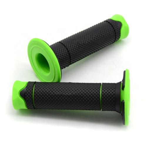 Rubber Handle Grips Handlebar Protector For Kawasaki KDX125 KDX250 KLX140 F L R